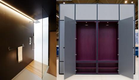 cubitat shower storage space