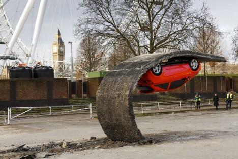 hanging car 3