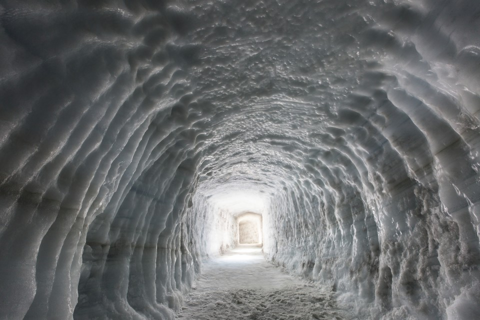 ice cave project