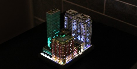 itty city simcity block