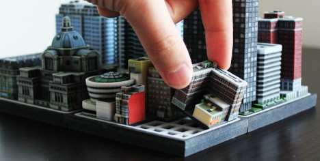 itty modular block shapeways