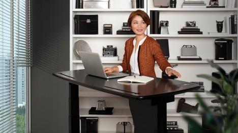 kinetic desk 5