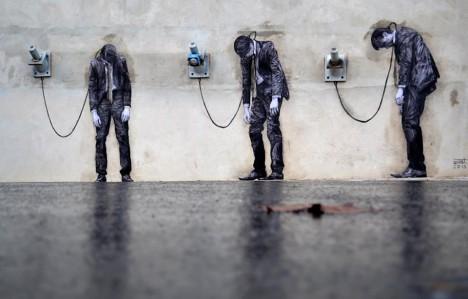 levalet street art 1