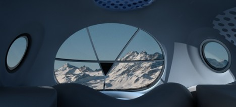 mobile office futuristic pod 2