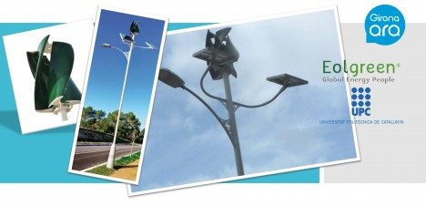 press release lamp post