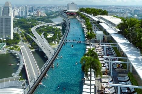 Rooftop recreation 12 vertigo inducing sky high hangouts - Least crowded swimming pool singapore ...