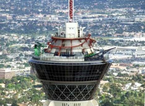 rooftop roller coaster stratosphere 2