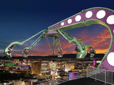 Las Vegas Rooftop Rides