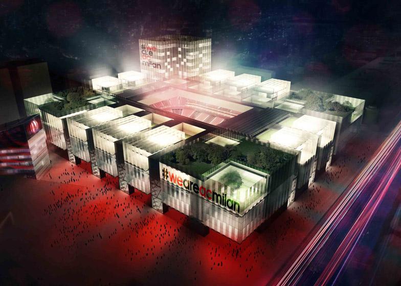 secret stadium hides urban