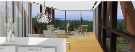 skyway interior cabin design