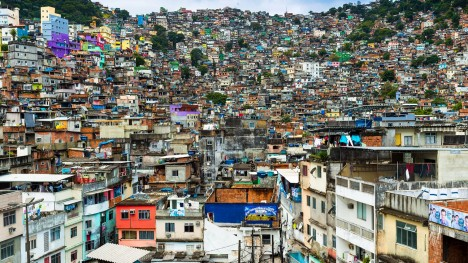 time lapse favela project
