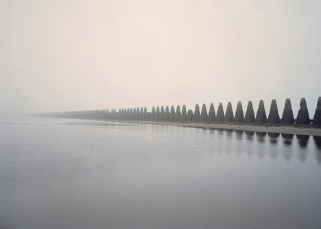 world war water barrier