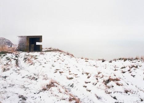 world war winter imagery