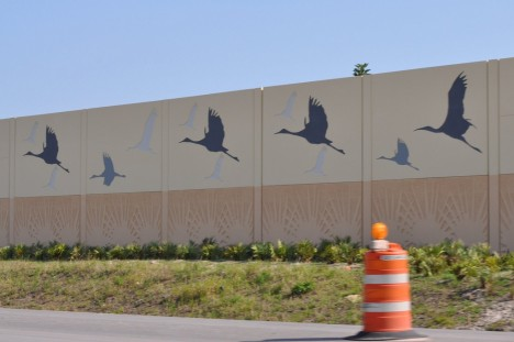 Highway Acoustic Walls 10a