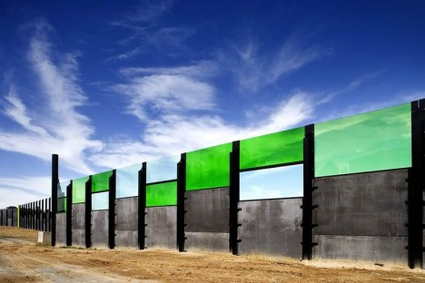 Mufflers: 10 Artistic Acoustic Highway Noise Barriers | Urbanist
