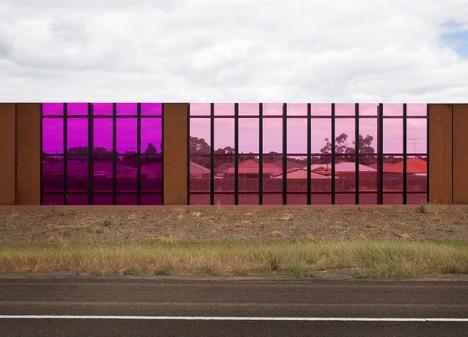 Highway Acoustic Walls 3c