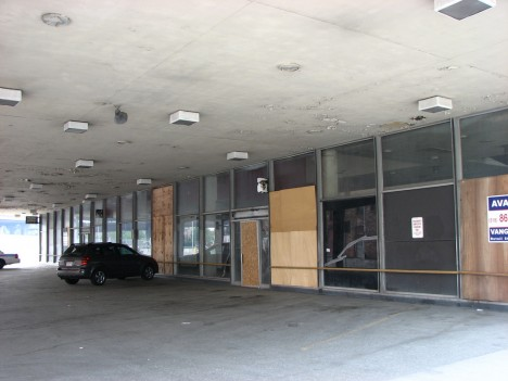 abandoned bus station terminal Albany Trailways 8d