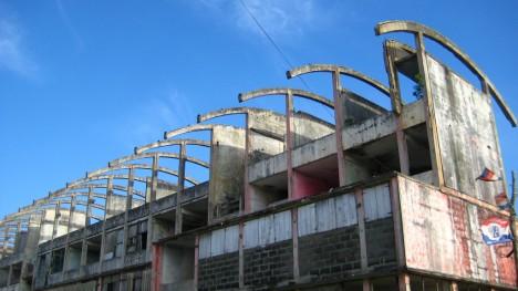 abandoned bus station terminal Cape Coast 2b