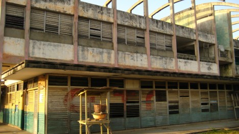 abandoned bus station terminal Cape Coast 2c