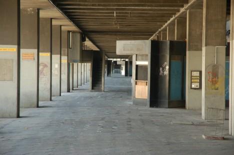 abandoned bus station terminal Haifa Israel 5a