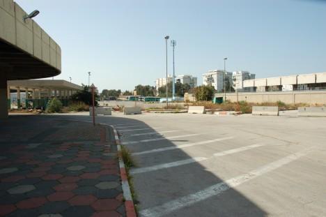 abandoned bus station terminal Haifa Israel 5d