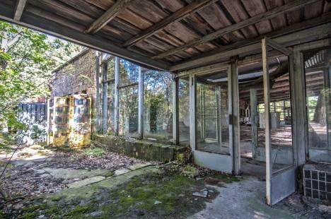 abandoned bus station terminal Pripyat Chernobyl 7c