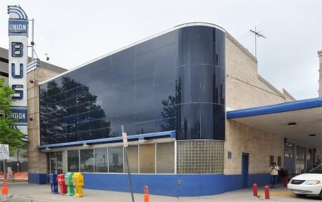 abandoned bus station terminal Union Oklahoma City1