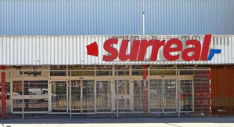 abandoned supermarkets Real Hamburg 10a