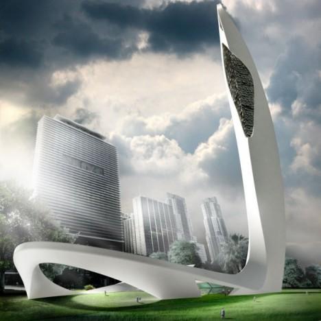 Aerodynamic Avian Architecture 12 Bird Inspired Buildings