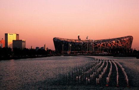 bird architecture beijing stadium 2