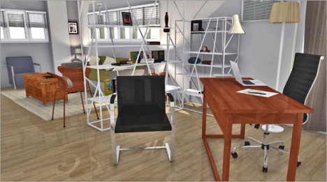 dexter interior design