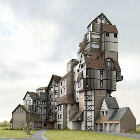 fantasy architecture dujardin 7