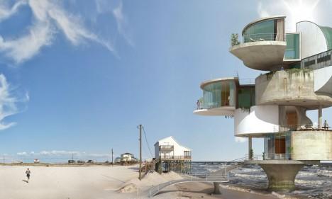fantasy architecture gonzalez 1