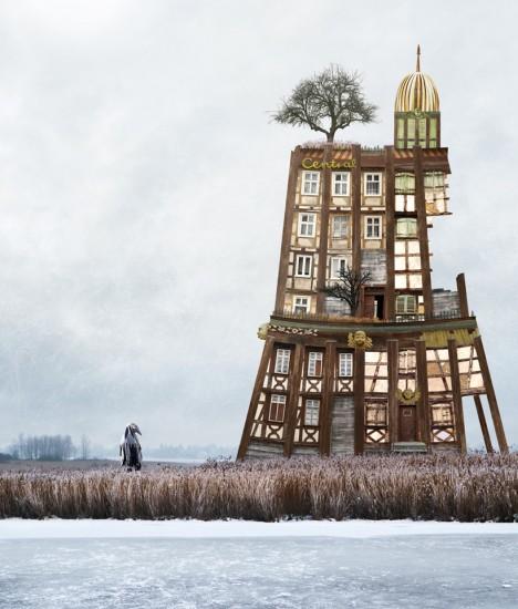 fantasy architecture jung 3