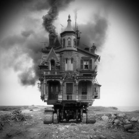 fantasy architecture kazanjian 4