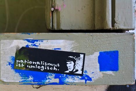 graffiti Spock 12