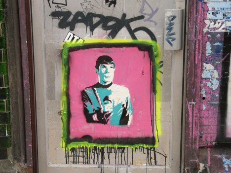 graffiti Spock 2b