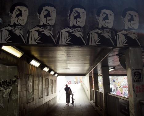 graffiti Spock 6a