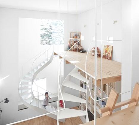 japan interiors case house