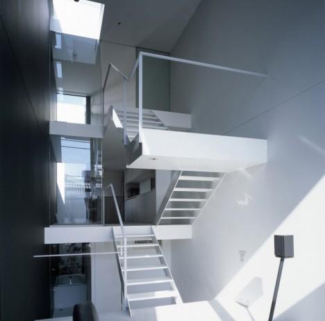 japan interiors cloud house 1