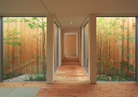 Smart space solutions 14 innovative japanese home for Architecture japonaise