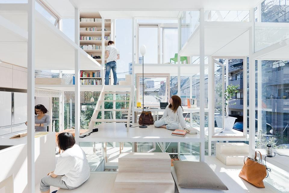 Smart Space Solutions: 14 Innovative Japanese Home Interiors ...