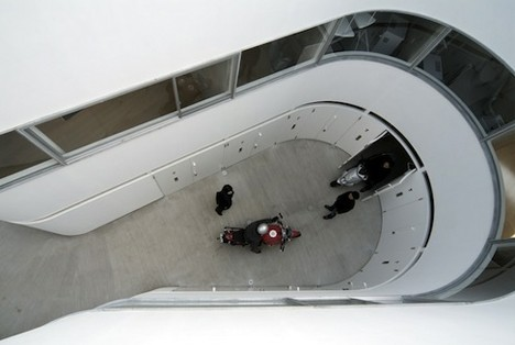 japan interiors motorcycle 1