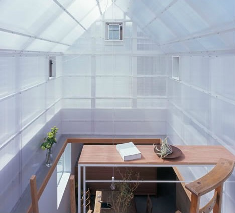japan interiors shed 1 & Smart Space Solutions: 14 Innovative Japanese Home Interiors | Urbanist