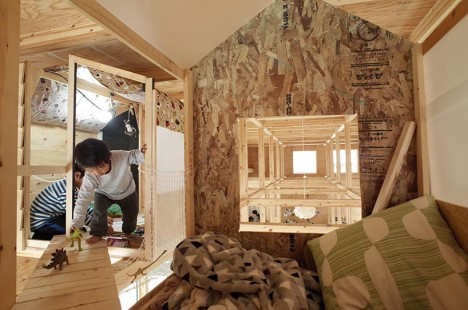 japan interiors treehouse 2