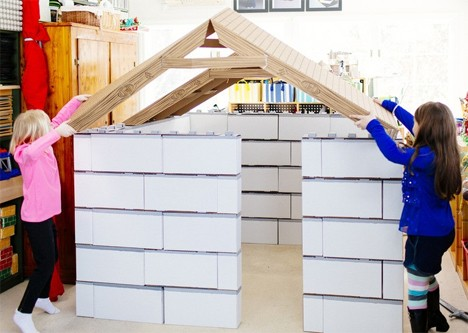 kids furniture fort kit 2