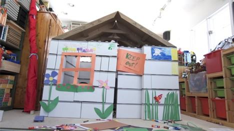 kids furniture fort kit