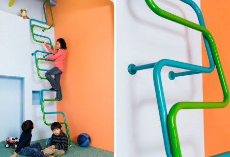 kids furniture ladder