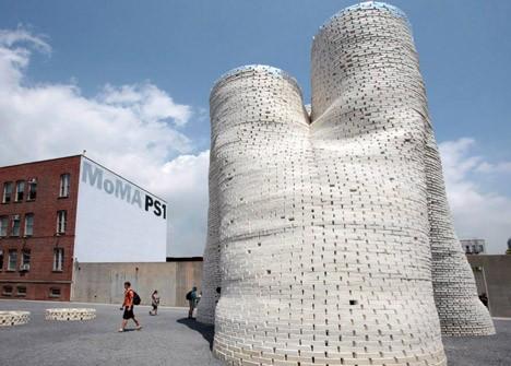 mushroom award winning architecture