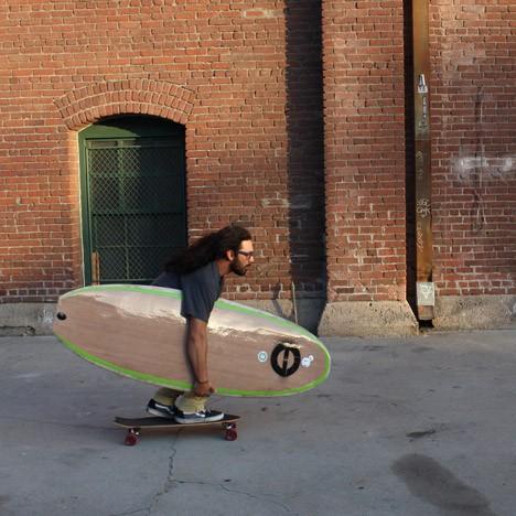 surfboard surf organics